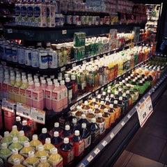 Photo taken at Marukai Market by Jr P. on 4/17/2012