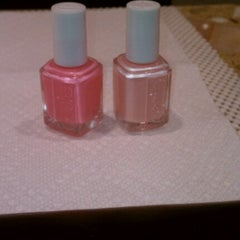 Photo taken at Nails & Pleasure by Kelly K. on 7/13/2012