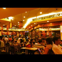 Photo taken at Shakey's by Paulo Jose L. on 4/6/2012