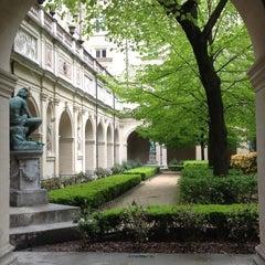 Photo taken at Musée des Beaux-Arts by Arthur C. on 4/16/2012