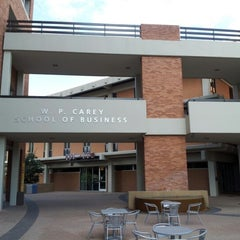 Photo taken at W. P. Carey School of Business by Matthew S. on 7/22/2012