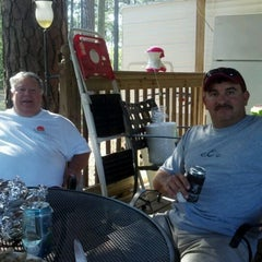Photo taken at Deck Diva's by Ansley H. on 4/28/2012