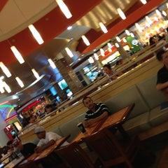 Photo taken at Food Court at Oakridge Mall by KimTen on 7/10/2012