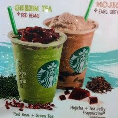 Photo taken at Starbucks (สตาร์บัคส์) by Twitty T. on 6/18/2012