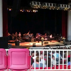 Photo taken at PNC Bank Arts Center by Mike C. on 7/28/2012