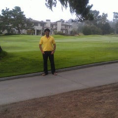 Photo taken at Spanish Bay Golf Course by Girish D. on 8/25/2012