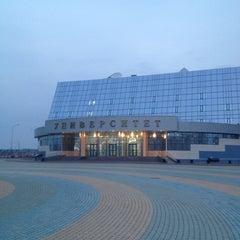 Photo taken at СурГУ by Кирилл К. on 4/23/2012