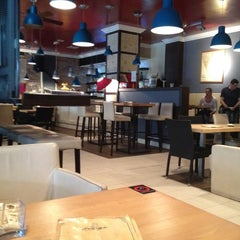 Photo taken at Lúla Bar & Restaurant by Jelena M. on 4/19/2012