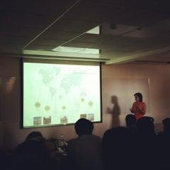 Photo taken at Departamento de Letras, Humanidades e Historia del Arte by Juls D. on 5/5/2012