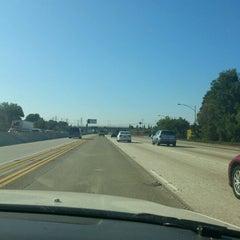 Photo taken at I-605 (San Gabriel River Freeway) by Mαяіα V. on 7/18/2012