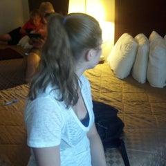Photo taken at Landmark Inn by Andre A. on 7/26/2012