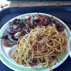 Photo taken at Panda Express by Logan R. on 6/25/2012