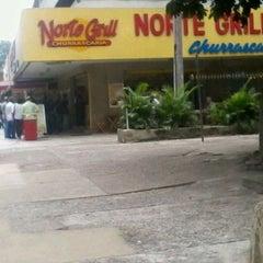 Photo taken at Norte Grill by Leonardo N. on 5/4/2012