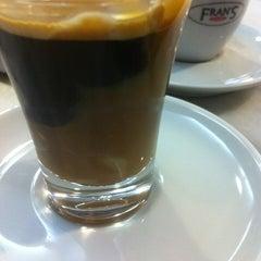 Photo taken at Fran's Café by Ellen O. on 6/2/2012