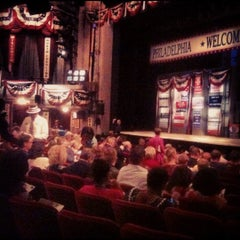 Photo taken at Gerald Schoenfeld Theatre by Mae* on 8/24/2012