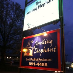 Photo taken at The Smiling Elephant by David S. on 3/18/2012
