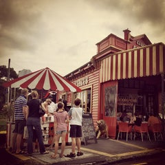 Photo taken at Circus Circus Cafe by Klim A. on 3/31/2012