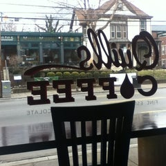 Photo taken at Quills Coffee by AJ K. on 2/21/2012