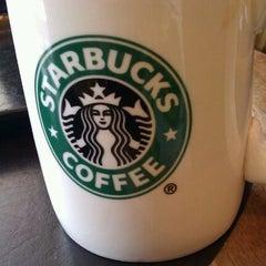Photo taken at Starbucks by Stephanie L. on 2/2/2012