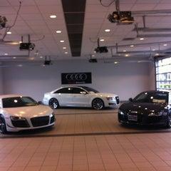 Photo taken at Audi Wilsonville by Scott M. on 3/31/2012