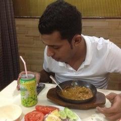 Photo taken at Karachi Restaurant by Biggie R. on 3/2/2012