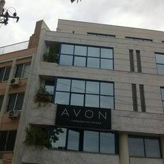 Photo taken at Avon Cosmetics Greece by Mada T. on 4/24/2012