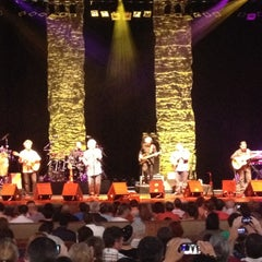 Photo taken at Wolf Trap National Park for the Performing Arts (Filene Center) by Steve S. on 8/8/2012