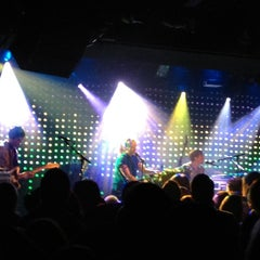 Photo taken at Le Poisson Rouge by Brian P. on 2/18/2012