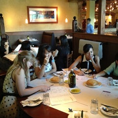 Photo taken at Romano's Macaroni Grill by Reggie C. on 6/9/2012
