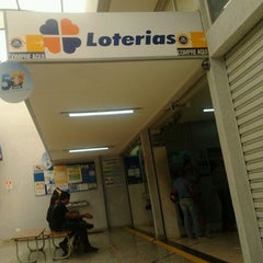 Photo taken at Loteria Cantinho da Sorte by [st]Genis C. on 6/14/2012