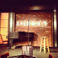 Photo taken at The Hollywood Improv by Gabriel V. on 8/26/2012