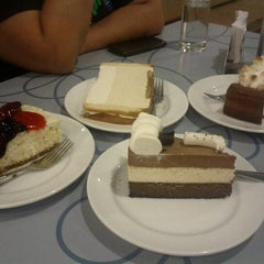 Photo taken at Calea Pastries and Coffee by Jomar T. on 7/21/2012