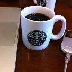 Photo taken at Starbucks Coffee 茅場町店 by Sunil B. on 2/22/2012