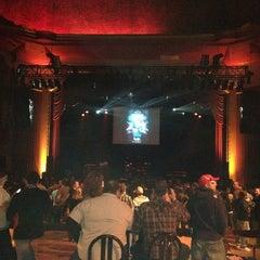 Photo taken at Royal Oak Music Theatre by Chris P. on 4/27/2012