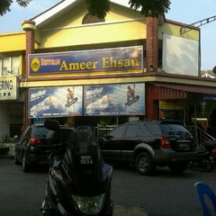 Photo taken at Restoran Ameer Ehsan by 9W2XMP Z. on 2/24/2012
