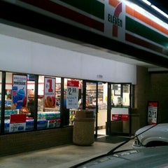 Photo taken at 7-Eleven by Jay C. on 3/24/2012