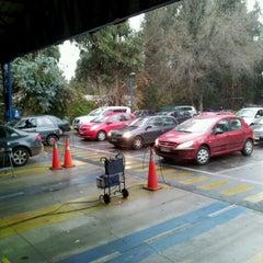 Photo taken at Planta de Revisión Técnica SGS by Alejandra G. on 6/28/2012