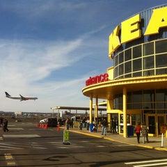 Photo taken at IKEA Elizabeth by Ryan A. on 3/10/2012