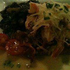Photo taken at Belford's Savannah Seafood & Steaks by Dorene on 4/13/2012