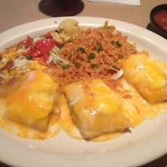 Photo taken at Jose Pepper's Border Grill and Cantina by Sam C. on 4/1/2012
