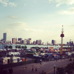 Photo taken at Detroit River Days by Elle B. on 7/7/2012