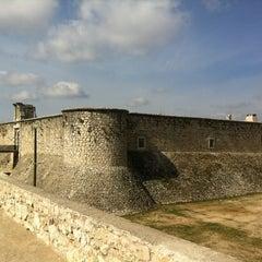 Photo taken at Castillo de Chinchón by Sergi S. on 3/3/2012