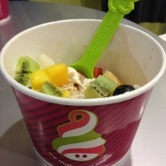 Photo taken at Menchie's by Cristina on 3/12/2012