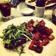 Photo taken at Carluccio's by Nigel V. on 7/8/2012