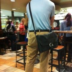 Photo taken at Starbucks by Leyla A. on 8/22/2012