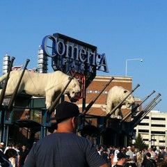 Photo taken at SUBWAY by Ryan on 8/3/2012