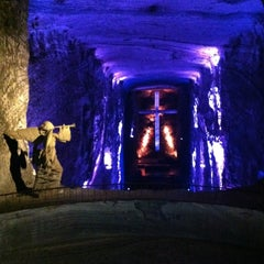 Photo taken at Catedral de Sal de Zipaquirá by Lina L. on 5/19/2012