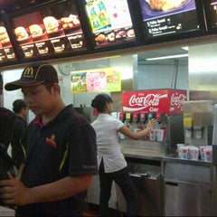 Photo taken at McDonald's by Cintia B. on 8/21/2012