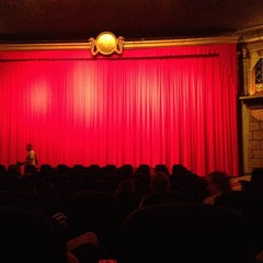 Photo taken at Vista Theater by Ashley E. on 6/2/2012