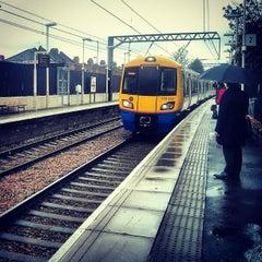 Photo taken at Gospel Oak London Overground Station by HipsterHornet F. on 4/23/2012